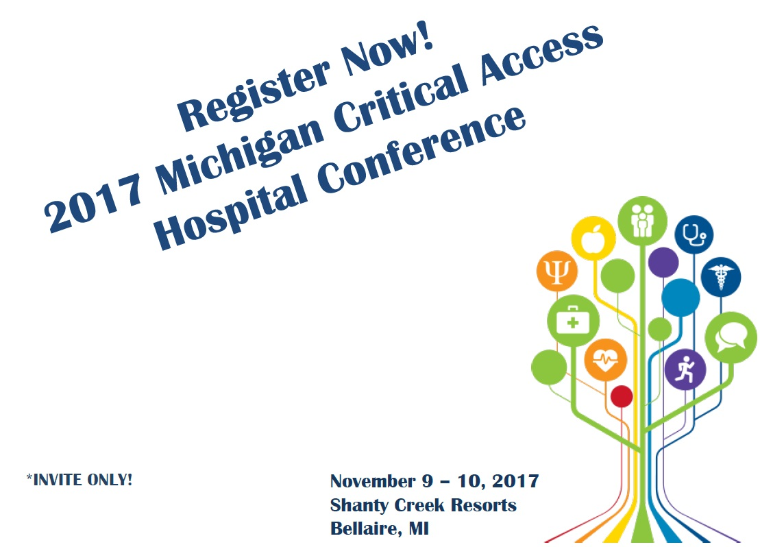 Register Now 2017 CAH Conference